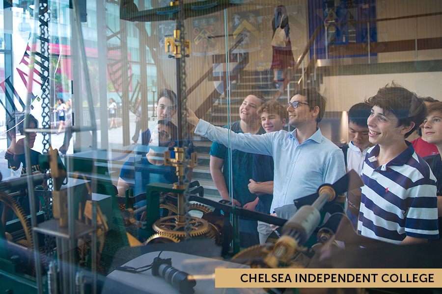 Chelsea Independent College egoperfectus