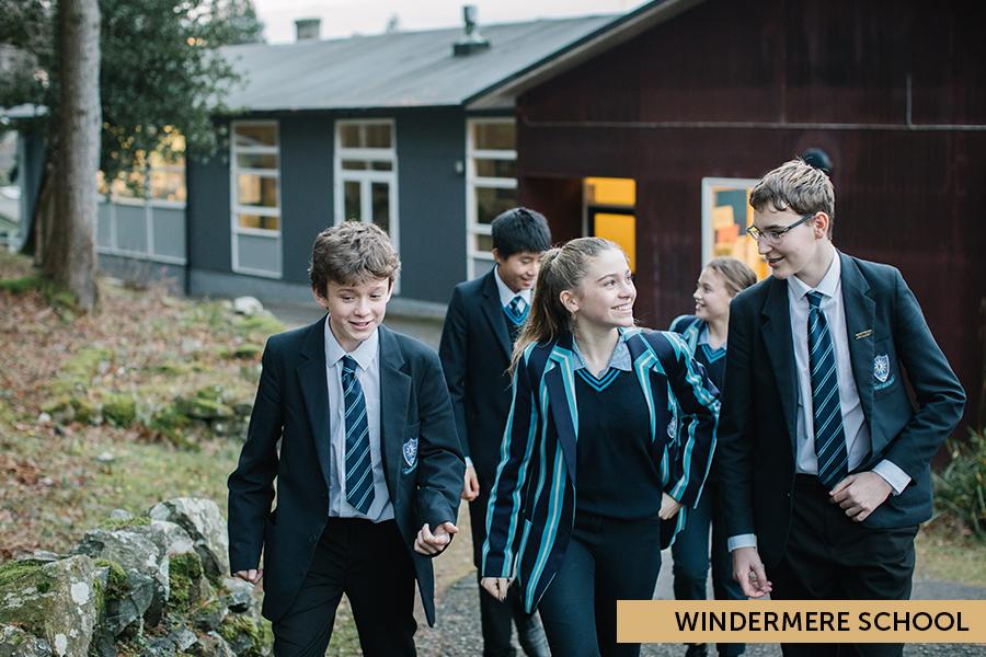 Windermere School egoperfectus